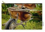 Double Wheelbarrow Carry-all Pouch