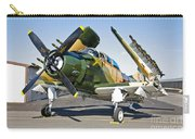 Douglas Ad-5 Skyraider Attack Aircraft Carry-all Pouch
