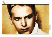 Douglas Fairbanks Jr Carry-all Pouch