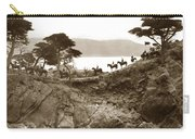 Douglas School For Girls At Lone Cypress Tree Pebble Beach 1932 Carry-all Pouch