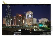 Douglas Street Bridge In Wichita Carry-all Pouch