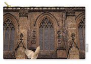 Dove Flying By Church Carry-all Pouch