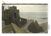 Dover Castle, From A Voyage Around Carry-all Pouch