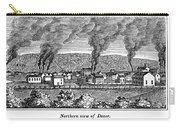 Dover, New Jersey, 1844 Carry-all Pouch