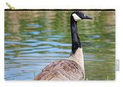 Down Around The Pond Carry-all Pouch
