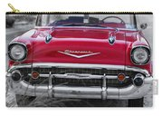 Down At The Shore Carry-all Pouch by Edward Fielding