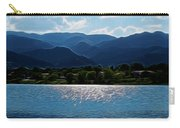 Down By The Lake Digital Art Carry-all Pouch