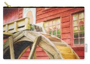Down By The Old Mill Carry-all Pouch by Jeff Kolker