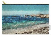 Down By The Sea 2 Carry-all Pouch