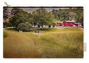 Down On The Farm Carry-all Pouch by Bill Wakeley