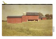 Down On The Farm Carry-all Pouch by Kim Hojnacki