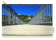 Down The Bridge Carry-all Pouch