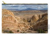 Down The Burr Trail Carry-all Pouch