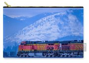 Down The Kootenai  -  150111a-075 Carry-all Pouch