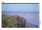 Down The Shore At Belmar Nj Carry-all Pouch
