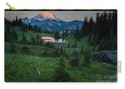 Down The Valley To Rainier Carry-all Pouch