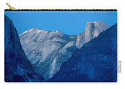 Down The Valley Yosemite Carry-all Pouch