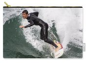Down The Wave Slope Carry-all Pouch
