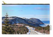 Down To The Sea - Oceanview - Hillview Carry-all Pouch