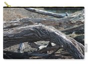 Down Tree Arch Carry-all Pouch