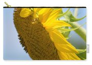 Downcast Sunflower Carry-all Pouch