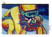 Downhill Racer Carry-all Pouch