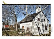 Downingtown Log House 1701 Carry-all Pouch