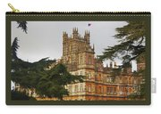 Downton Abbey Vision # 4 Carry-all Pouch