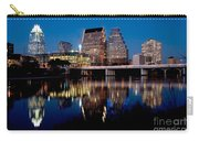 Downtown At Dusk Carry-all Pouch