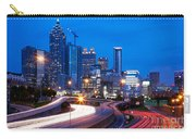 Downtown Atlanta At Dusk Carry-all Pouch