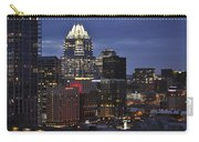 Downtown Austin 3 Carry-all Pouch
