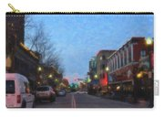 Downtown Boise Carry-all Pouch