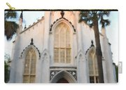 Downtown Charleston Church Carry-all Pouch