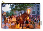 Downtown Denver Colorado Carry-all Pouch