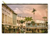 Downtown Hilo Sunday Morning Carry-all Pouch