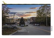 Downtown Ipswich Sunset Carry-all Pouch