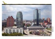 Downtown Knoxville Tennessee Skyline Carry-all Pouch