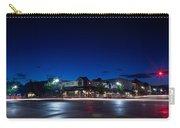 Downtown Lake Geneva Carry-all Pouch by Steve Gadomski