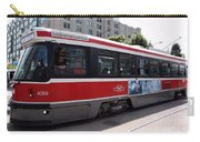 Downtown Light Rail Toronto Ontario Carry-all Pouch