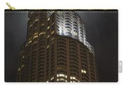 Downtown Los Angeles In The Fog Carry-all Pouch
