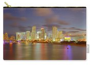 Downtown Miami And Aaa Carry-all Pouch