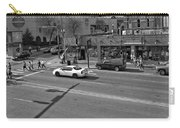 Downtown Nashville Legends Corner Carry-all Pouch by Dan Sproul