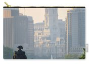 Downtown Philadelphia - Benjamin Franklin Parkway Carry-all Pouch