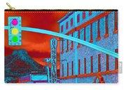 Downtown Prescott Arizona  Carry-all Pouch