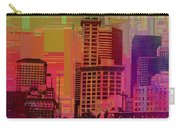 Downtown Seattle Cubed 1 Carry-all Pouch