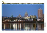 Downtown Skyline Of Harrisburg Pennsylvania Carry-all Pouch