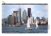 Downtown Skyline Of Toronto Ontario Carry-all Pouch