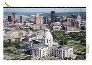 Downtown Skyline St. Paul Minnesota Carry-all Pouch
