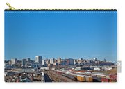 Downtown Tacoma View From The Rail Lines Carry-all Pouch