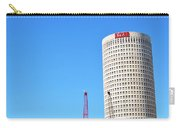 Downtown Tampa Photography - Leaning Tower Of Sykes - Sharon Cummings Carry-all Pouch